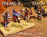 Emishi Heavy Archers 15mm